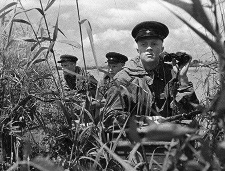 Война: Пограничный десант в 1941 году.