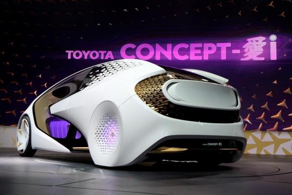 Технологии: Международная выставка потребительской электроники