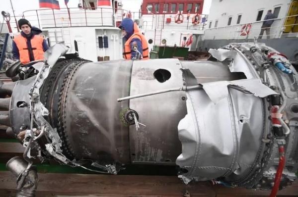 Общество: Версия теракта на борту ТУ-154 исключена