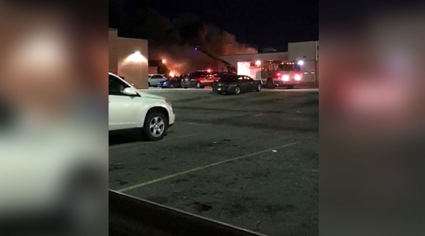 Происшествия: Взрывы в Детройте