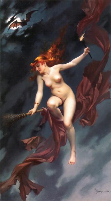 Интересное: Ведьмы