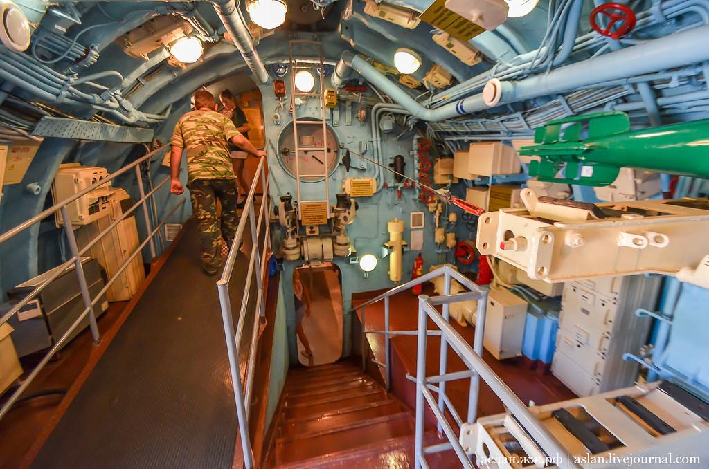 Кувалда на подводной лодке