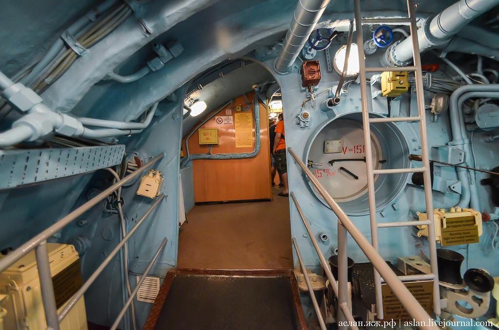 что произошло на подводной лодке при испытаниях
