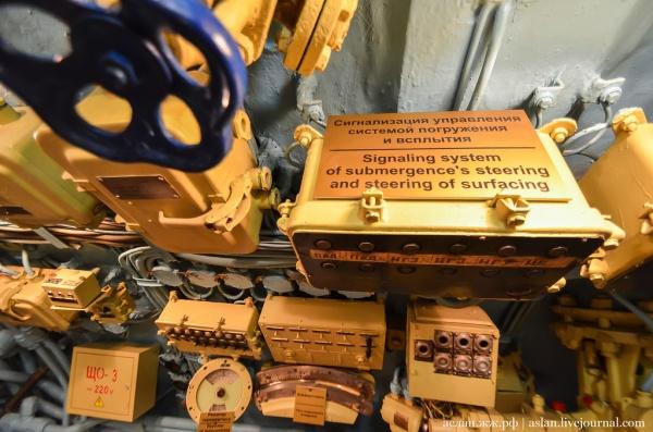 Интересное: Служба на подводной лодке