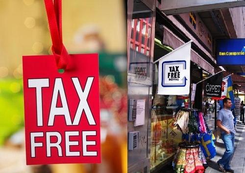 Tshen, при оформлении бланка tax free, спрашивайте, есть ли возможность получать деньги в этом же магазине