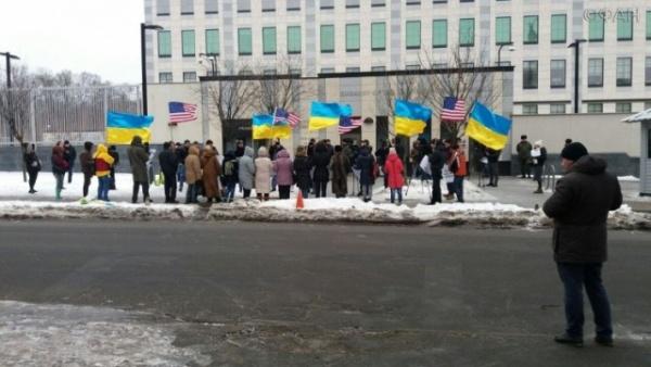 Украина теперь любит Трампа