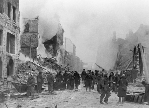 История: 27 января — День освобождения Ленинграда от фашистской блокады