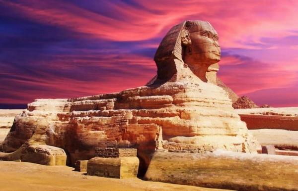История: Священные животные Египта