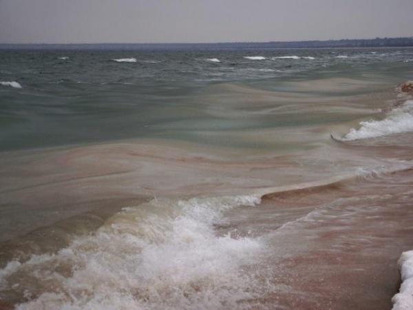 Природа: Черное море у Крыма начало замерзать
