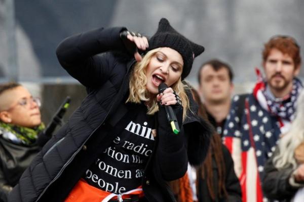 Общество: Ошибка Мадонны и других феминисток