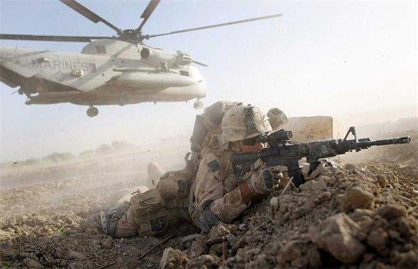 Война: Операция Анаконда. Ветеранам Афганистана будет интересно