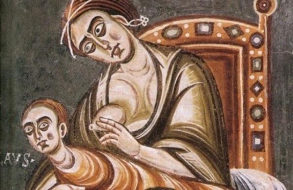 История: Как ухаживать за ребенком - средневековые советы