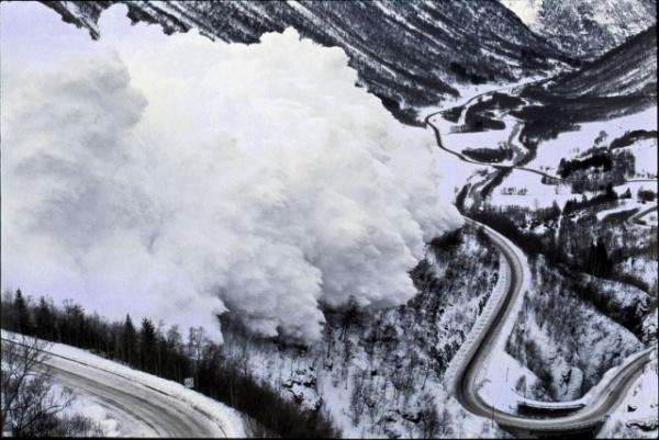 Происшествия: Ледовый ужас Кордильер