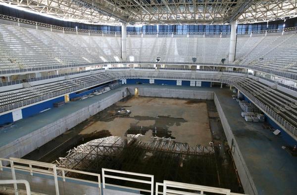 Спорт: Архитектурное наследие бразильских Игр спустя полгода