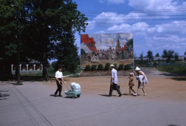История: СССР. Пятидесятые