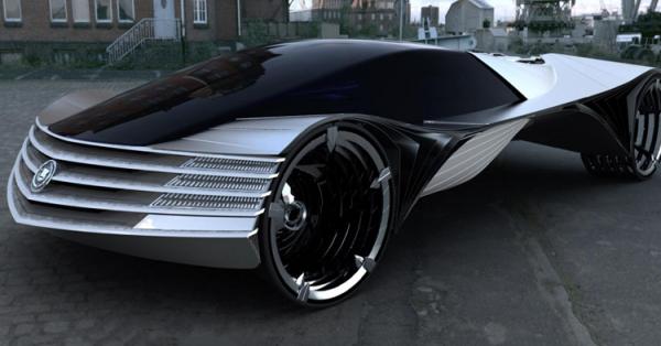 Интересное: Вечный автомобиль