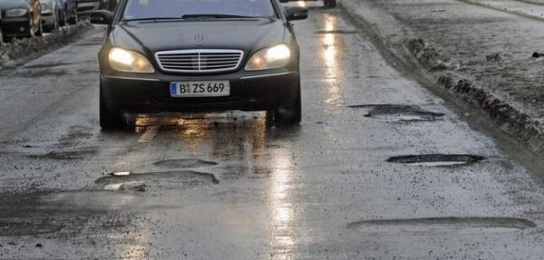 Страны: Дороги в Германии. Найдите отличие