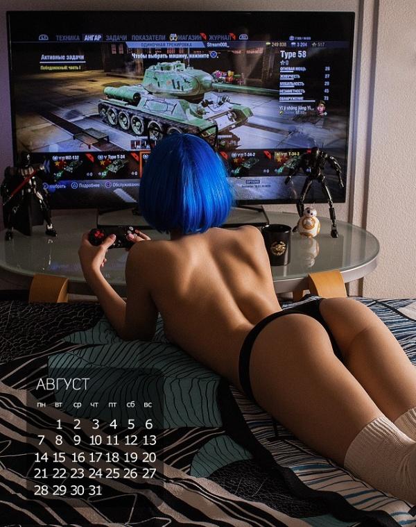 Картинки: Календарь виртуального танкиста