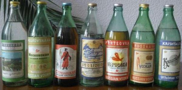 История: Так кто изобрел водку?