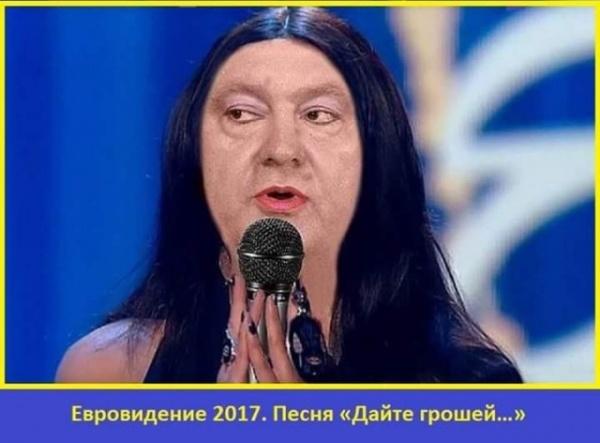 Украина: Охлобыстин о Евровидение