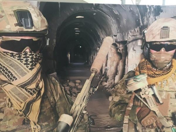Война: Силы Специальных Операций РФ в Сирии