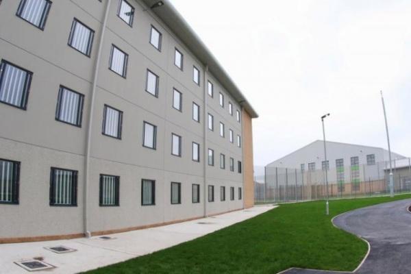 Криминал: Новая британская тюрьма
