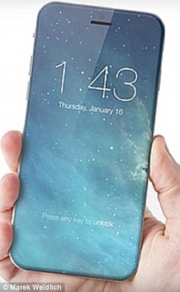 Технологии: iPhone 8
