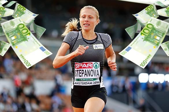 Общество: Россию призывают признать вклад Степановой в Олимпиаду