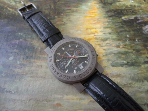 Интересное: Настоящие часы