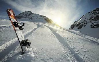 Спорт: Как выбрать сноуборд для ребенка?