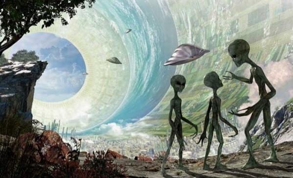 Интересное: Интересные теории о строении Земли