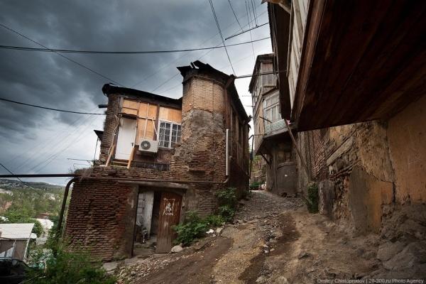 Путешествия: Общество: Москвич в *европейской* Грузии