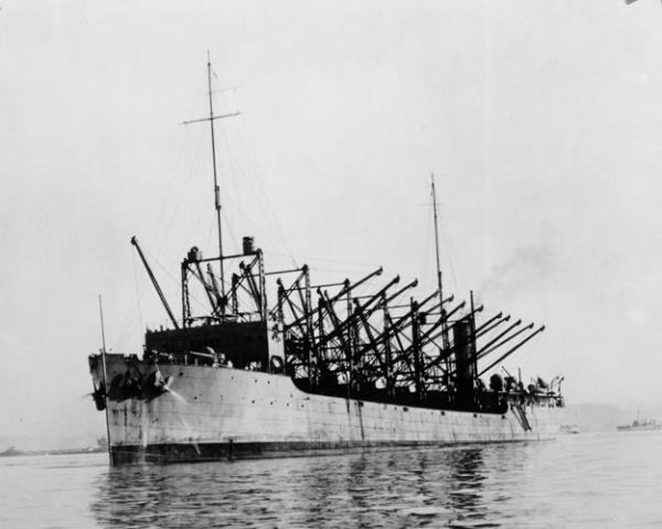 Происшествия: Корабли Бермудского Треугольника