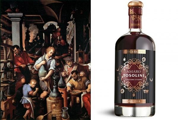 Интересное: История алкогольных напитков