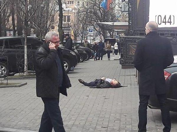 Происшествия: В Киеве убили бывшего депутата российской Госдумы