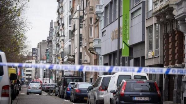 Терроризм: В Антверпене задержали водителя, пытавшегося протаранить толпу