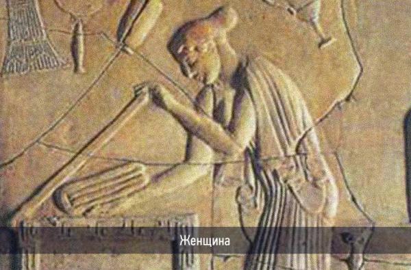 История: Жизнь в Древней Элладе