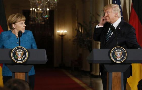 Политика: Америка поставила Германию *на счетчик*