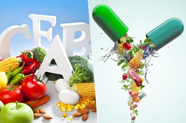 Здоровье: Мифы о витаминах