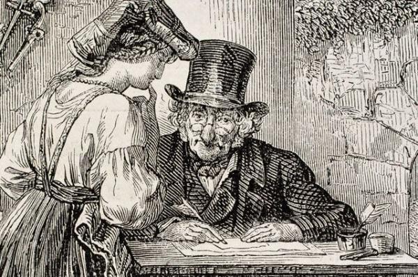 История: Кто изобрел очки?