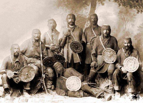 История Кавказа
