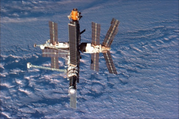 Интересное: Космические станции