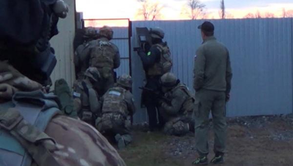 Терроризм: Под Владимиром уничтожили двух террористов