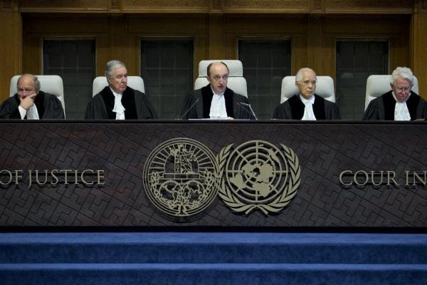 Право и закон: Украинский иск против России отклонен