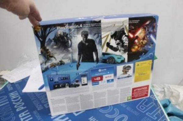Происшествия: Житель Сургута получит штраф за заказ в Германии «Sony Playstation-4»