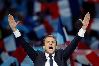 Политика: Первые данные экзитполов по результатам выборов во Франции