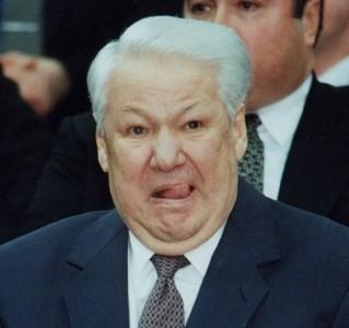 Общество: Ельцин: алкогольный позор России