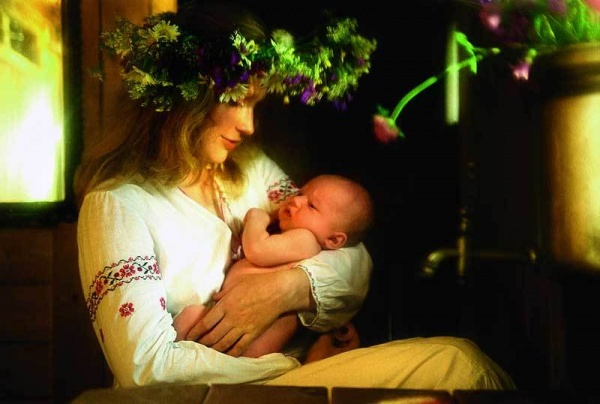 Интересное: Беременность в истории