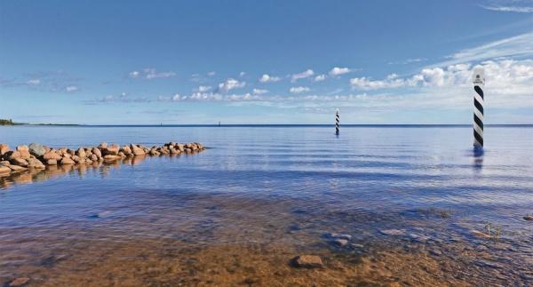 Политика: Эстония отгородится от России по воде буйками за 74 млн евро