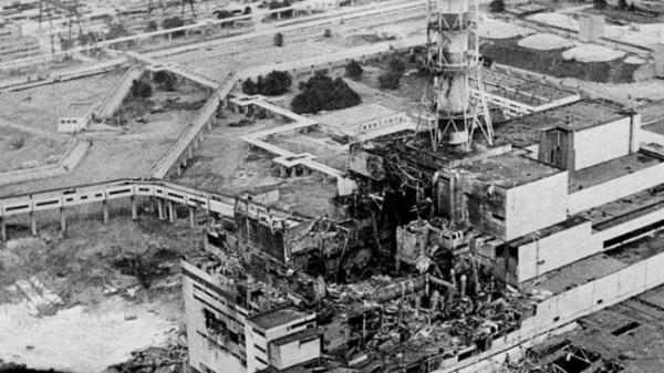 Происшествия: Хроника Чернобыльской трагедии